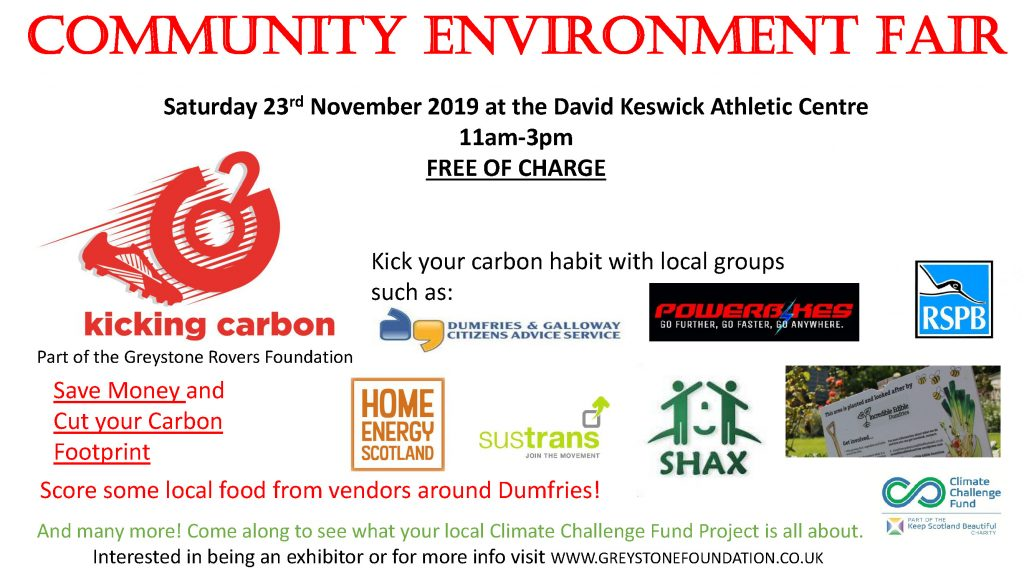 Kicking Carbon Community Event