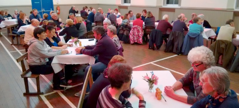 Allotment Group – Harvest Quiz & Supper