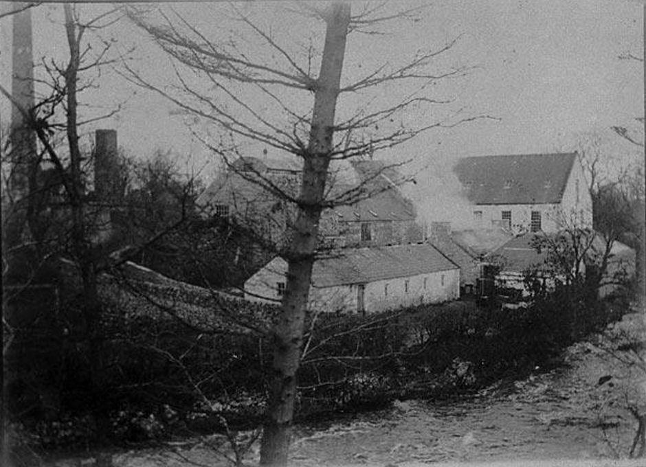 Waulk Mill 1890
